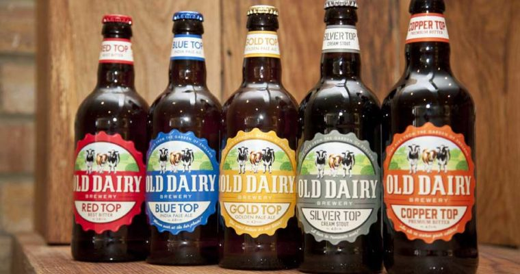Getting to know: Old Dairy Brewery