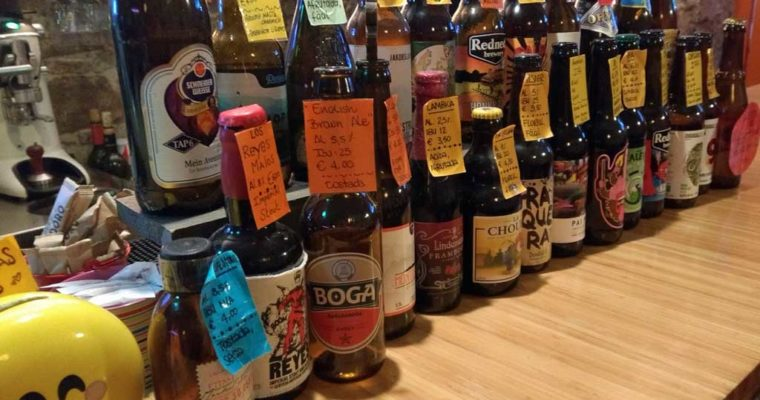 Barcelona's undiscovered Craft Beer Bar