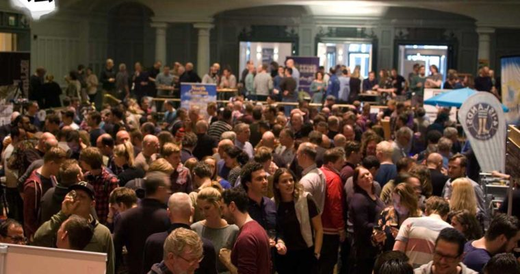 A beer festival is all the world