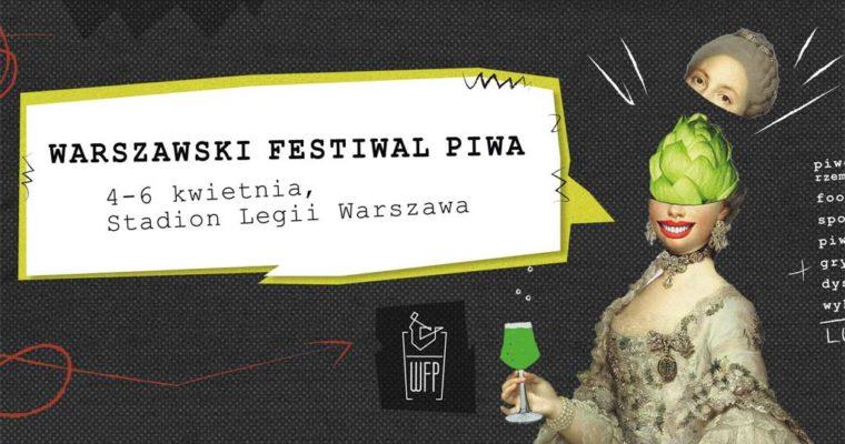 Warszawski Festiwal Piwa's diamond edition — a gem of a beer festival