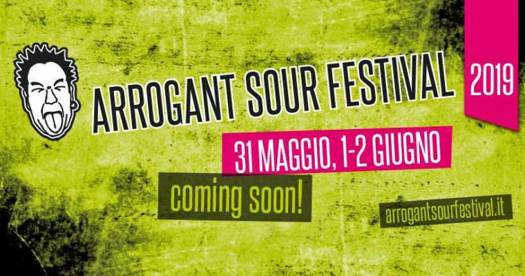 Expect Sour Beer passion and values to be high at the Arrogant Sour Festival