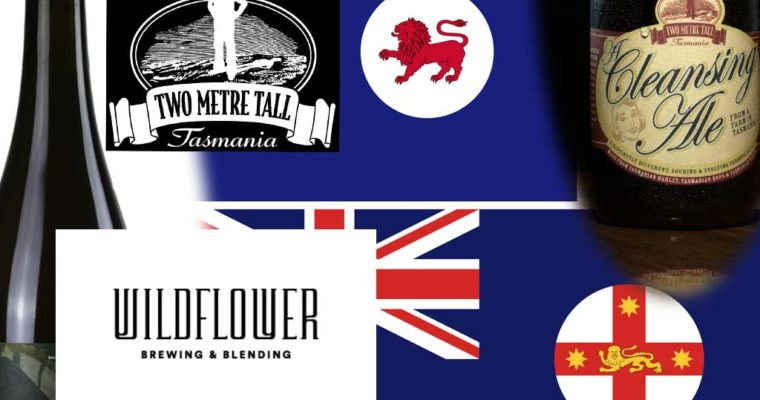 Europe welcomes Australian sour: Farm Ale & Cider and Wild Ales