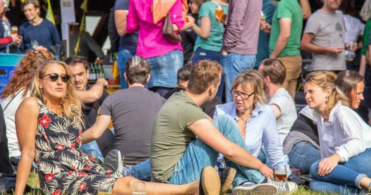 A beer and cider festival that defines summer