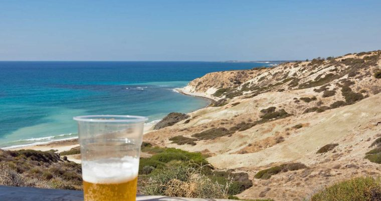 Fine beer-drinking weather is a conflict of interest