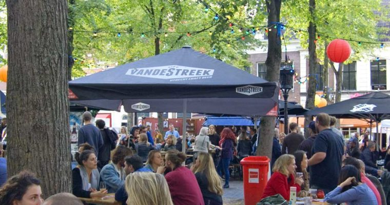 Enjoy Utrecht's proud family kinship at Mother's Finest Beer Festival