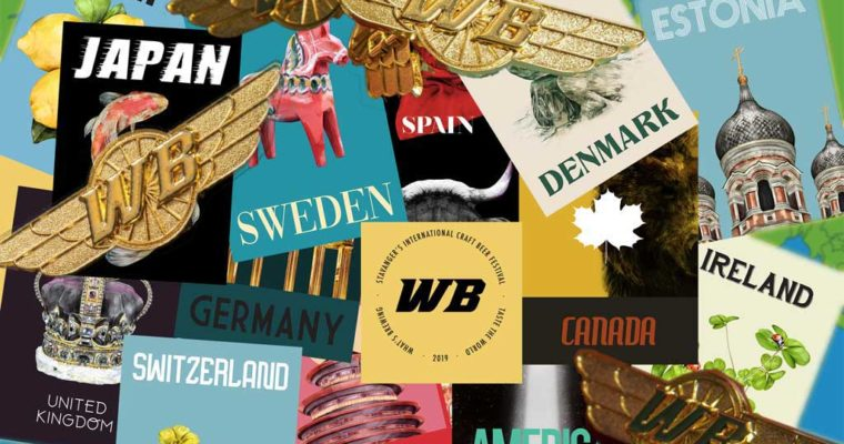 High-flying global breweries characterise What's Brewing in Stavanger