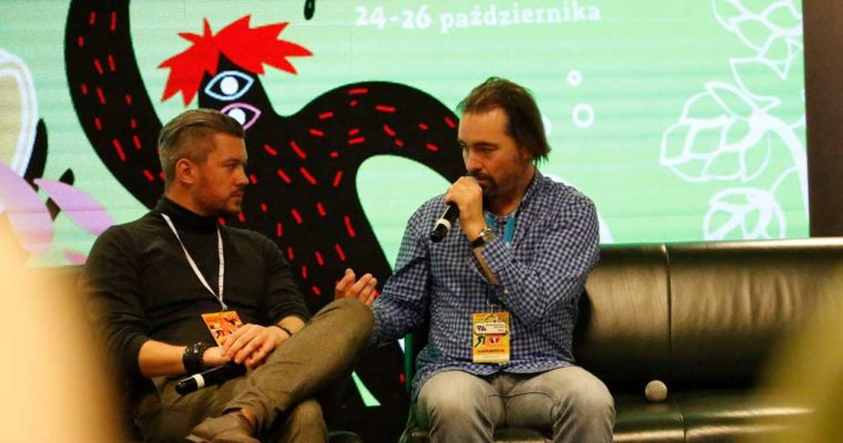 Kaeru Beer's appearance at 11. Warszawski Festiwal Piwa | 11th Warsaw Beer Festival