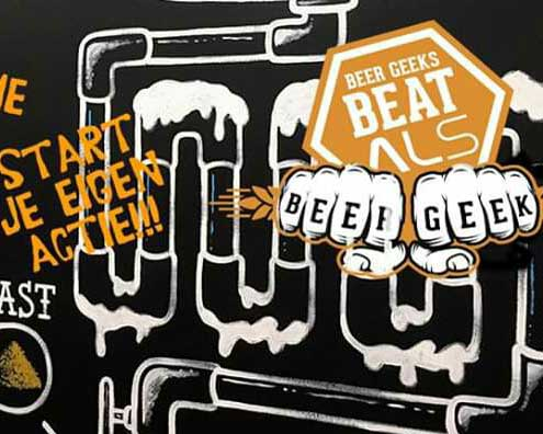 Beer Geeks brew social awareness at Jopen