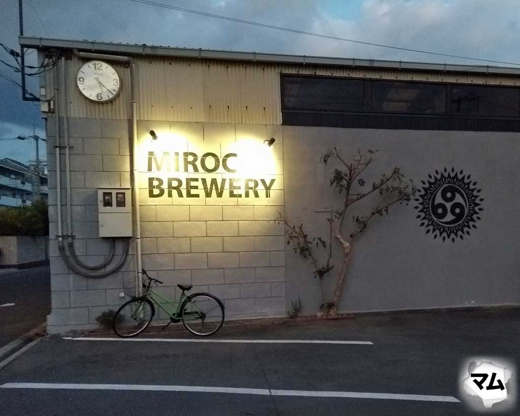 Miroc Beer Taproom, Marugame, Japan
