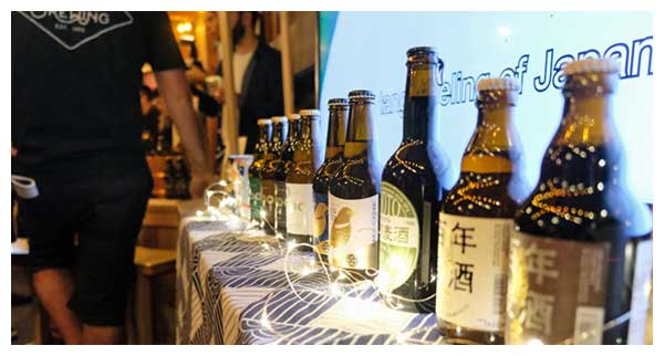 US West Coast drinkers speak Japan Craft Beer's New Language